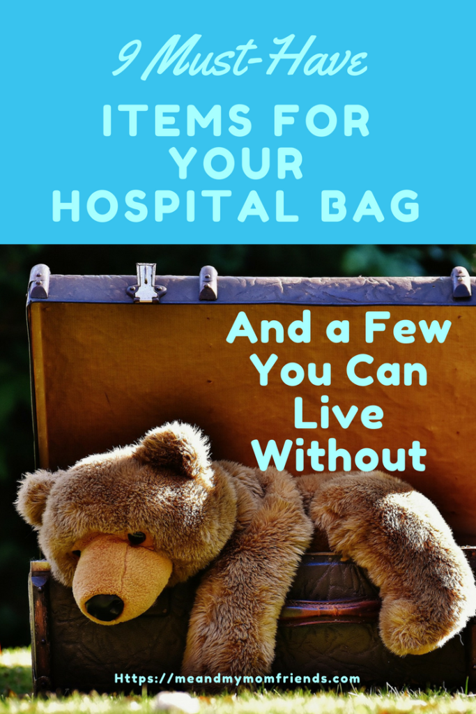 Hospital Bag Must-Haves Birth Pregnancy Labor Delivery