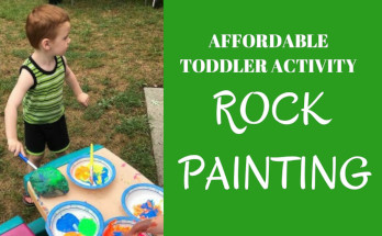 Affordable Toddler Activity