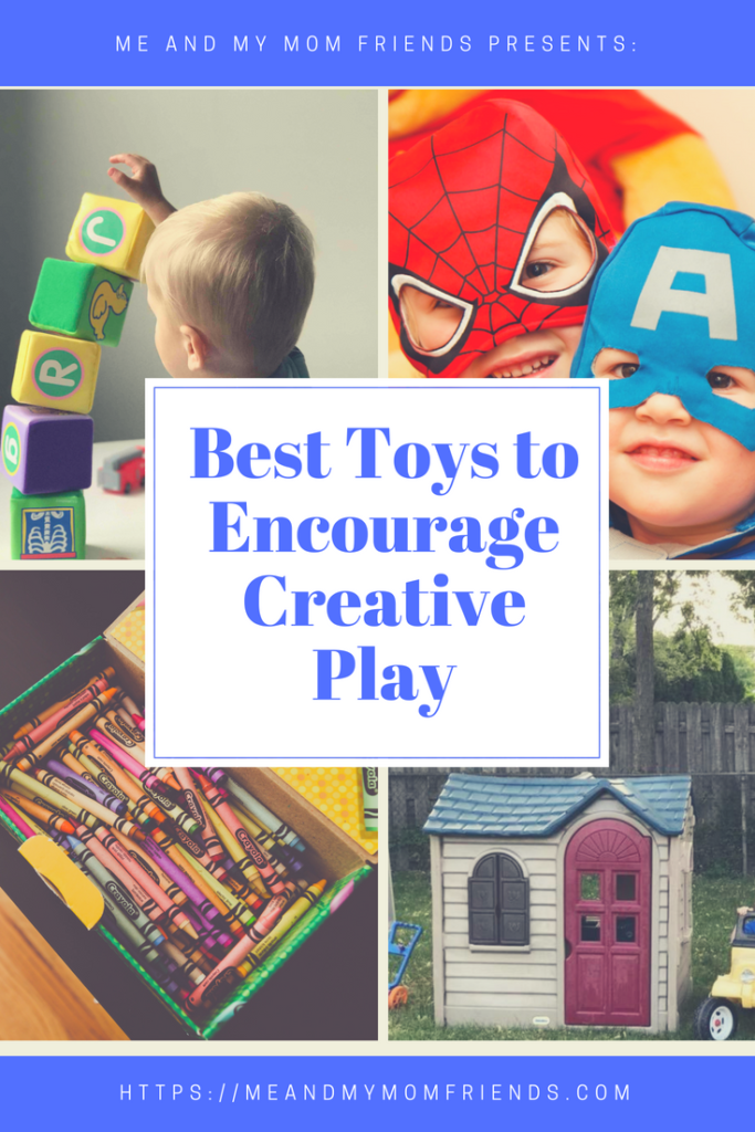 5 Best toys to encourage creative play in toddlers