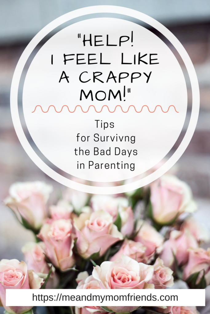 Surviving the hard days of parenting