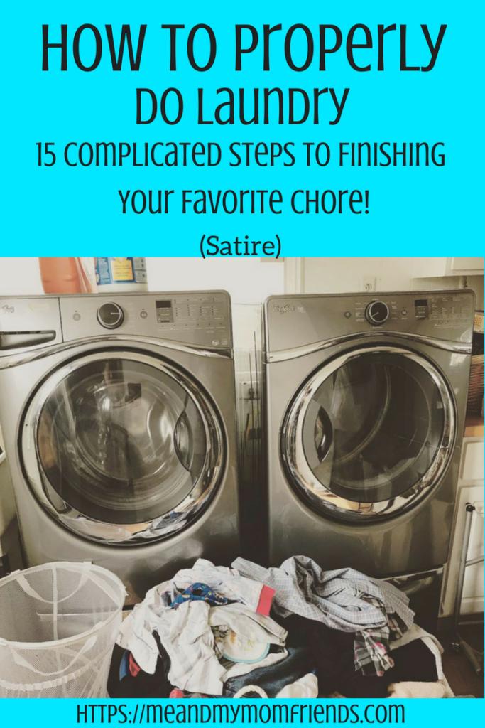 laundry, humor, mom humor, funny