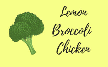 lemon broccoli chicken recipe