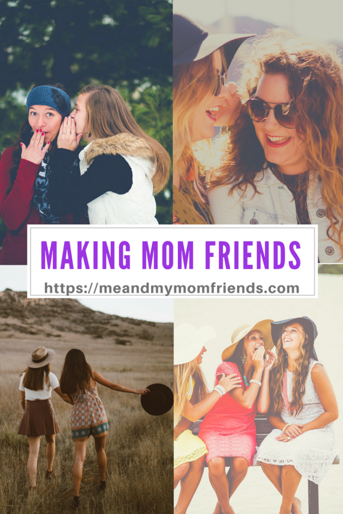 Making Mom Friends