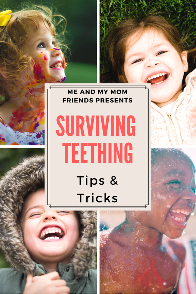 surviving teething tips and tricks