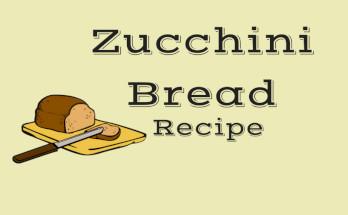 zucchini bread recipe, breads, zucchini