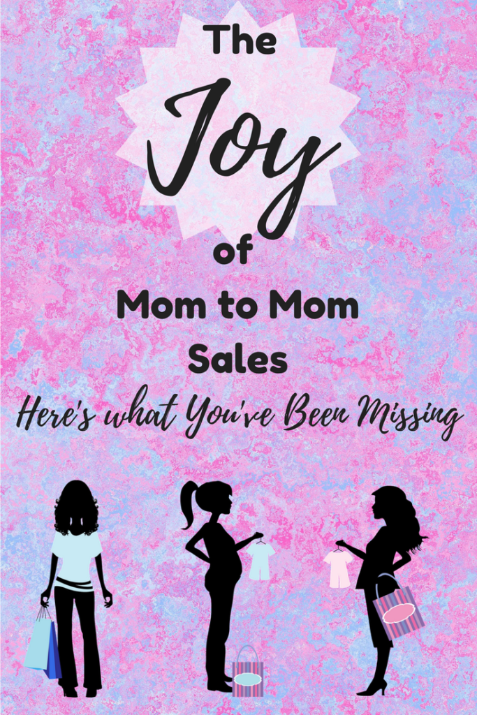 mom-to-mom sales, frugal, frugal living, saving money, parenting, shopping