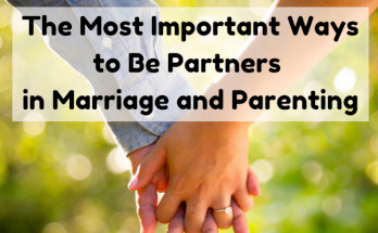 partners, marriage, parenting