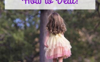 Dealing with Toddler Behavior