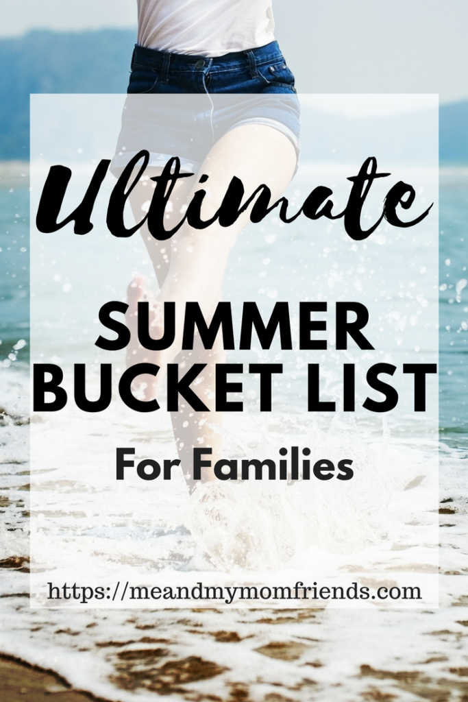 summer, bucket list, families, summer, fun, children, nature, outdoors