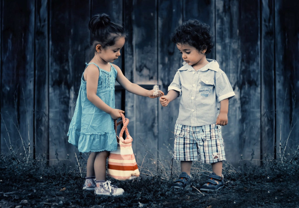 Conflict between children can be a tough situation to handle