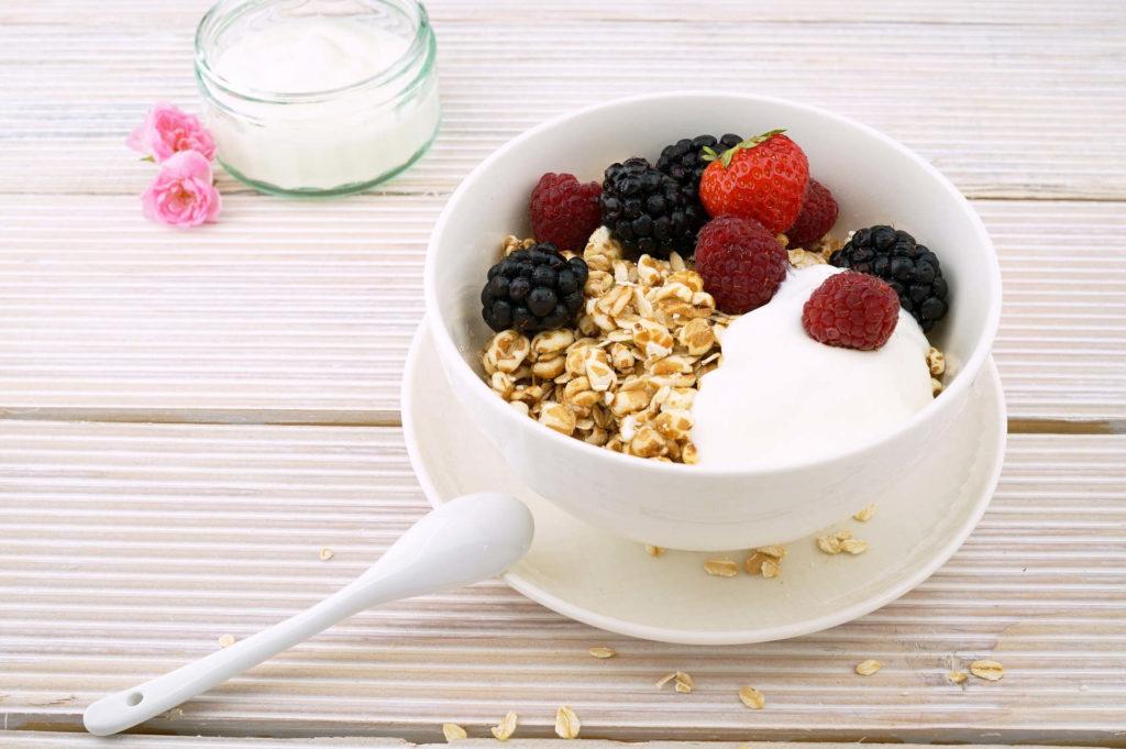 snack ideas dairy