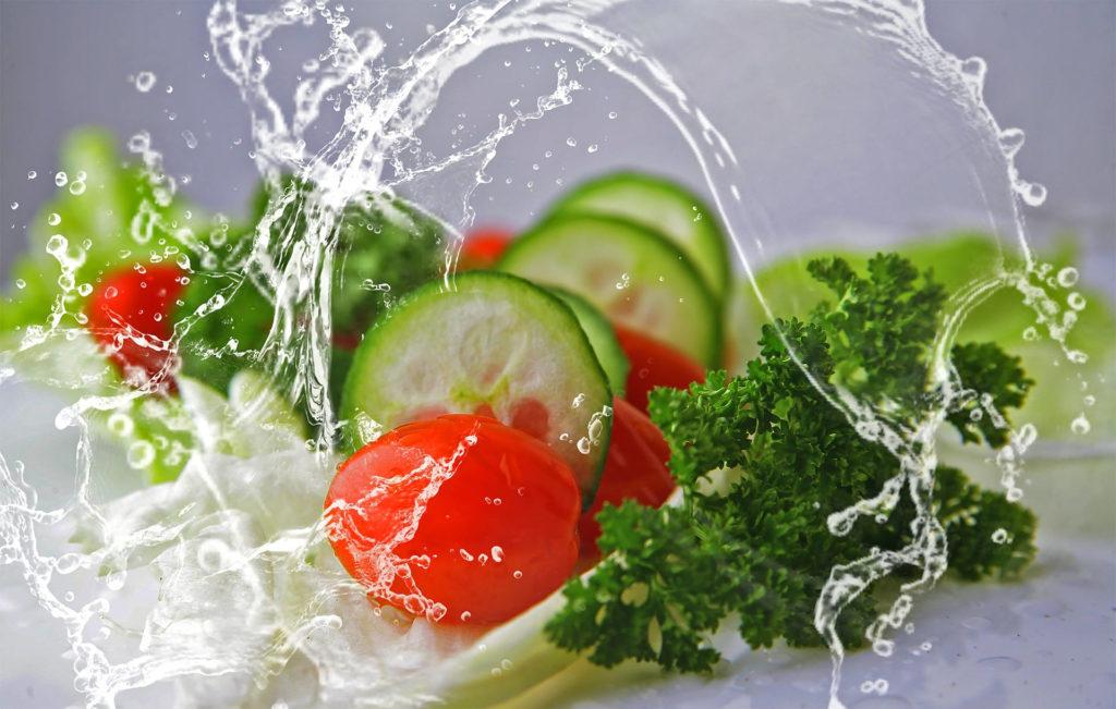 snack ideas fresh vegetables