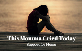 This Momma Cried Support