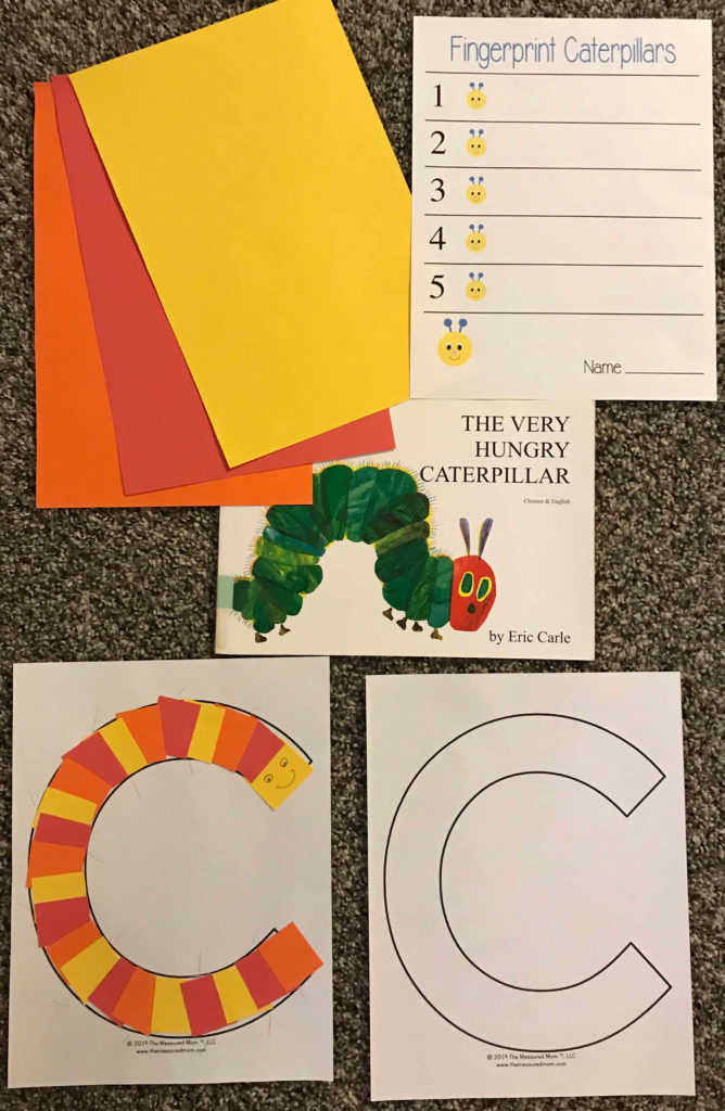 preschool, homeschool, learning, letters, alphabet, letter c