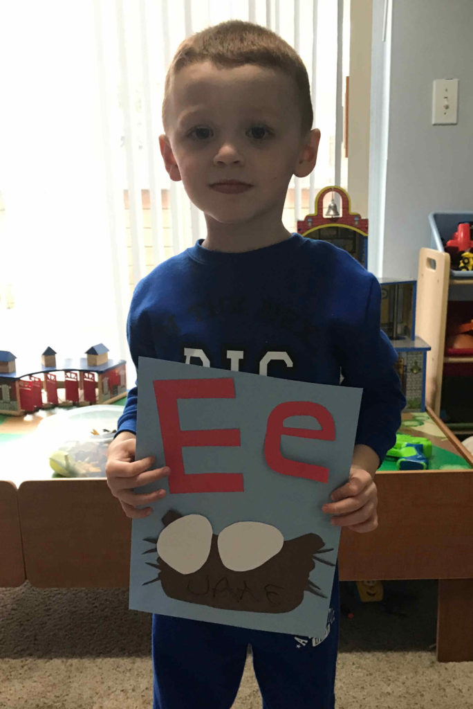learning the letters e and f, alphabet, preschool, homeschool, letter e, letter f, resources, crafts, books, lesson plans