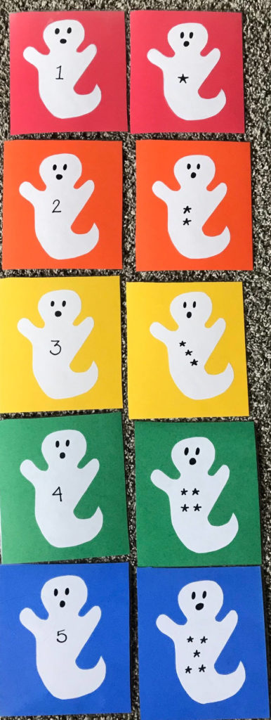 learning the letter G, crafts, activities, themes, books, free printables, preschool, homeschool, preschool at home, teaching, preschoolers, ghosts